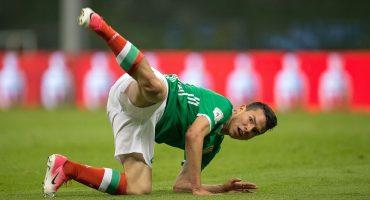Muy, pero muy fácil México le ganó a Honduras