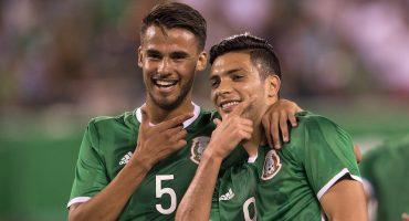 México contra Irlanda