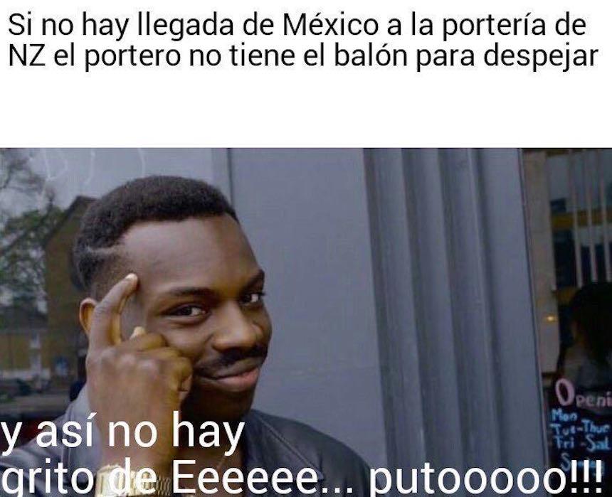 mexico nueva zelanda memes confederaciones
