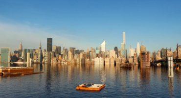 Nueva York ante el cambio climático: la visión de unos artistas