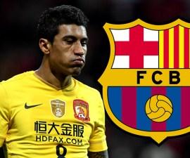 Paulinho al Barcelona