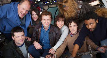 Así fue el primer día de Ron Howard como director de Han Solo