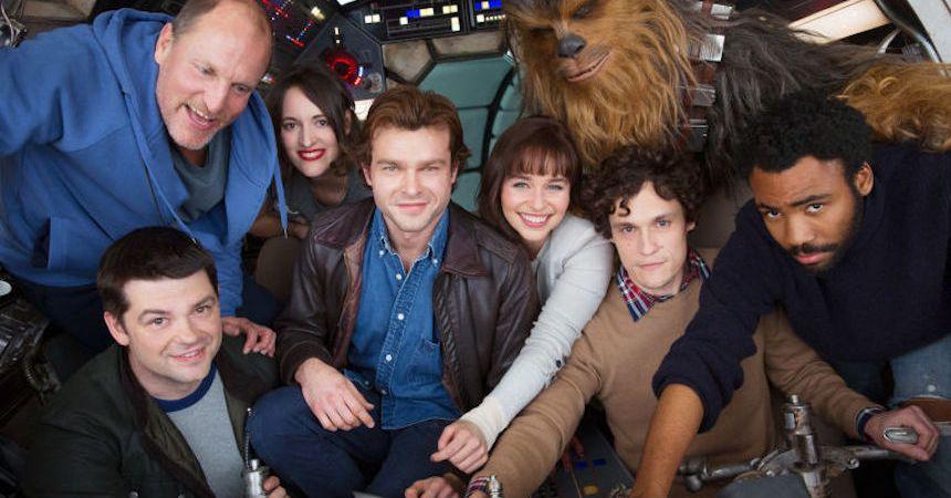 Elenco del filme de Han Solo