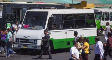 Súbale, súbale: Proponen exámenes psicológicos para choferes de transporte público