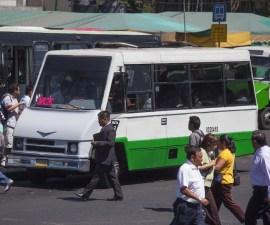 Proponen practicar exámenes psicológicos a conductores de transporte público en la CDMX
