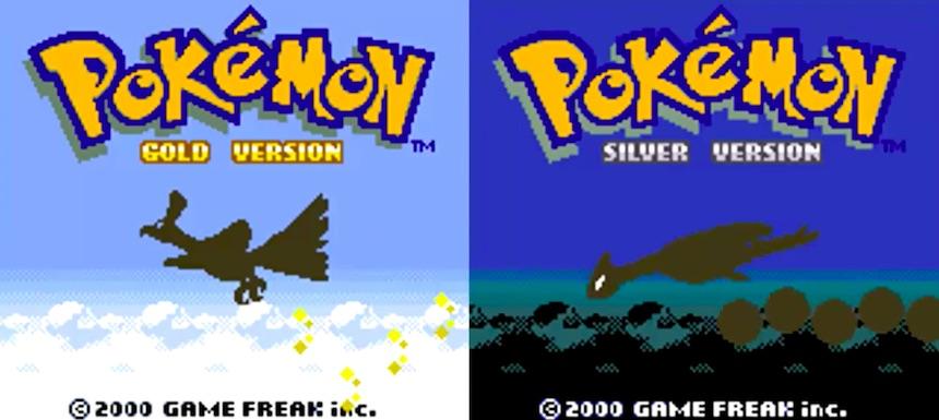 Pokémon Gold y Silver