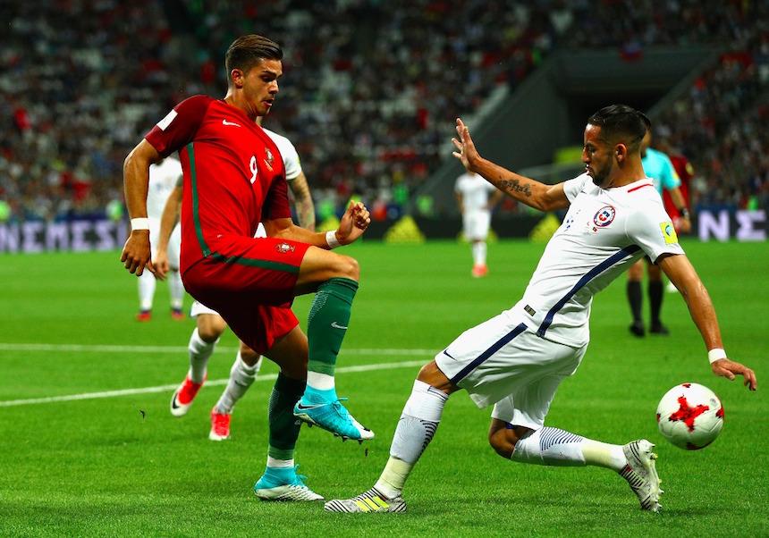 Portugal vs Chile