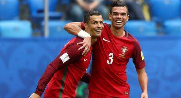 Portugal es primer lugar de grupo y está en semis de la Confederaciones