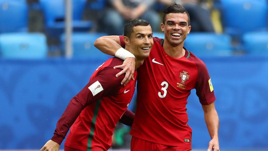 Portugal vs Nueva Zelanda