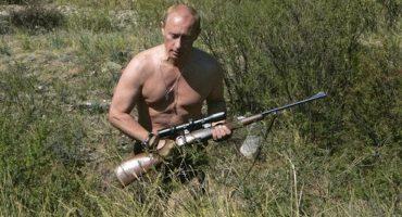 Todo el poder de Rusia: la rutina de Vladimir Putin para estar en forma