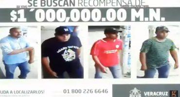 Veracruz: gobierno ofrece 1mdp por asesinos de mando de la Policía Federal