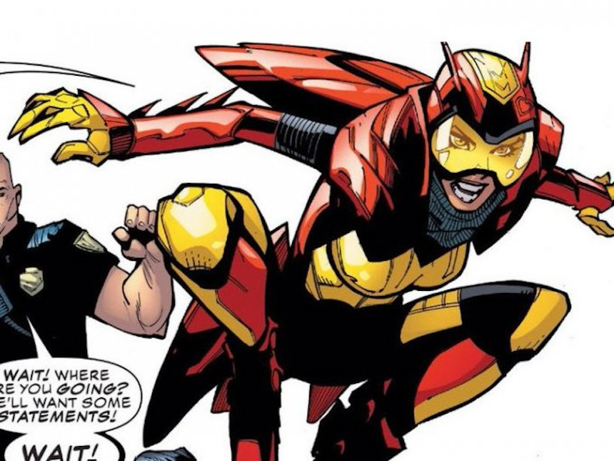 Red Locust - Personaje de Marvel basado en el Chapulín Colorado