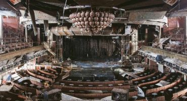 Un fotógrafo se coló en las ruinas del Costa Concordia y este es su trabajo