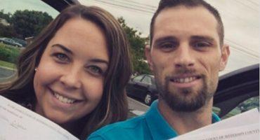 Felizmente divorciados: las selfies que se están volviendo tendencia