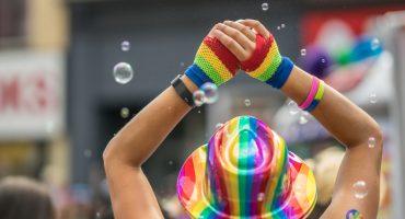 Marcha de orgullo LGBTQ (marca registrada): #Pride corporativo