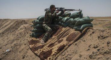 El francotirador que abatió a un yihadista a 3 kilómetros de distancia