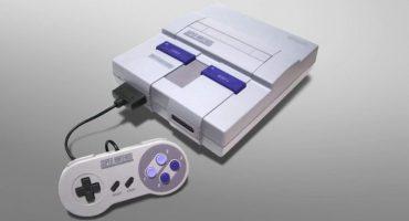 ¡Nintendo ha anunciado la mini SNES con 21 grandes juegos!