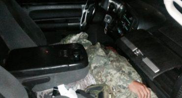 Chalco: Tras operativo fallido, militar asesina a su teniente