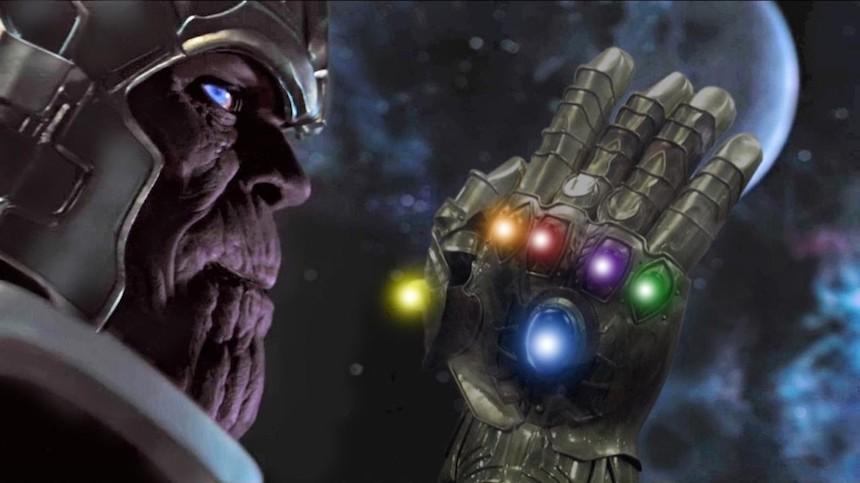Thanos - Marvel
