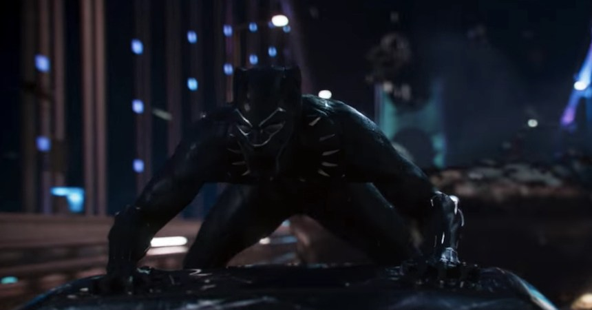 Trailer de Black Panther