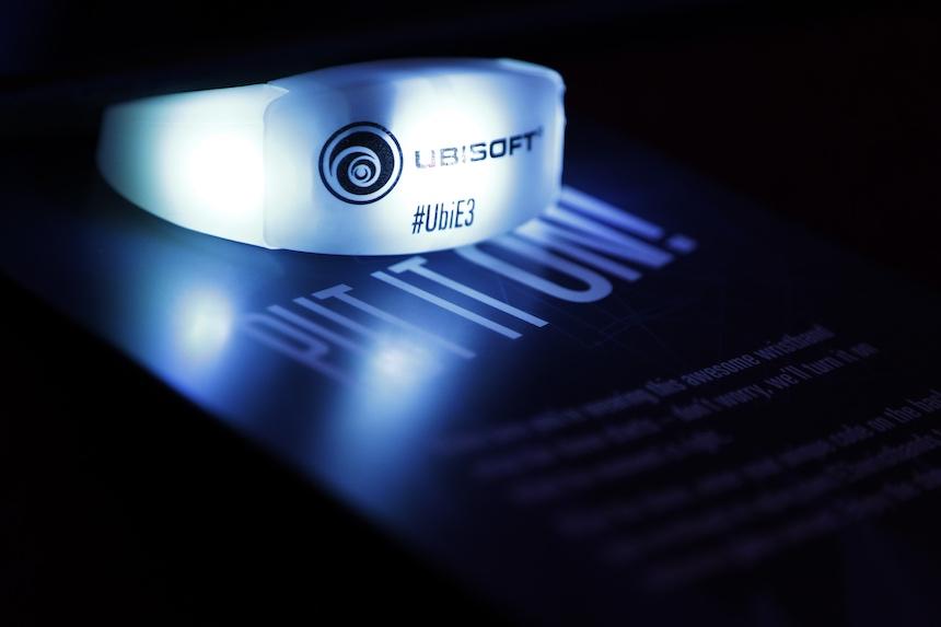 Conferencias de la E3 - Ubisoft