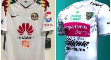 28272a9df8f Liga MX · Epic Fail  la nueva playera del América parece de Jaguares