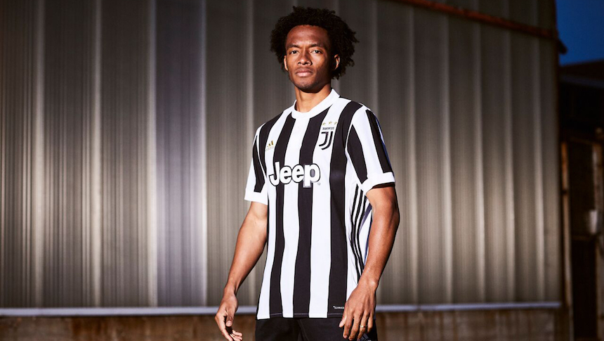 uniforme Juventus chica
