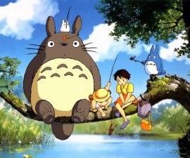 Mi vecino Totoro - Studio Ghibli