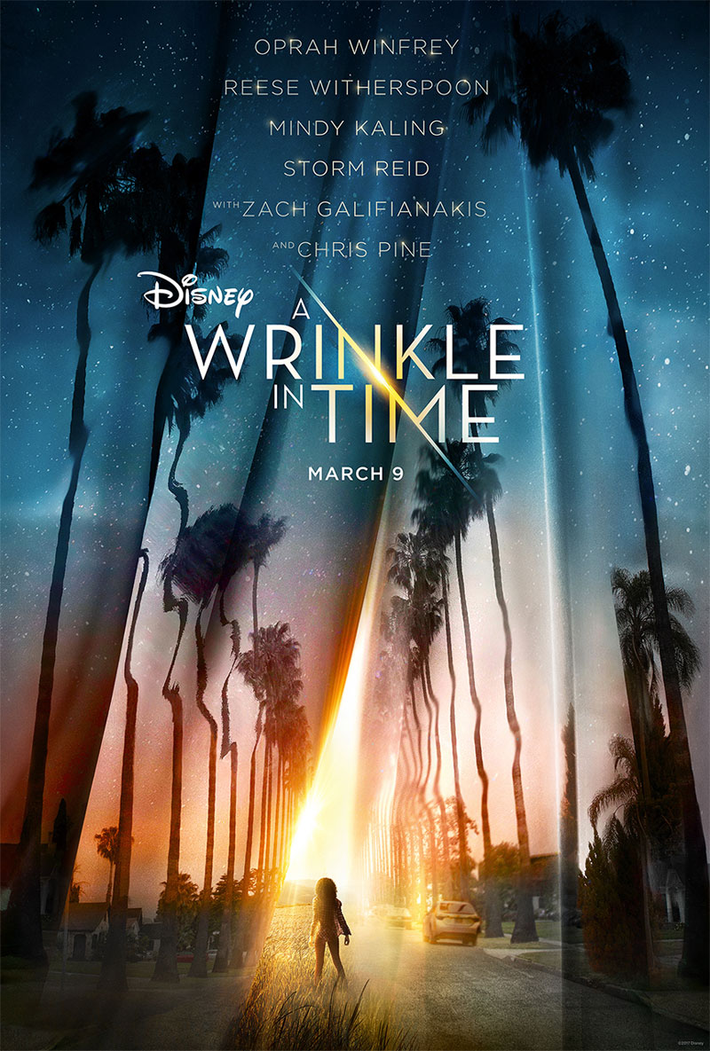 Poster de la película A Wrinkle In Time