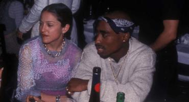 Tupac confesó en prisión que dejó a Madonna por ser... ¡¿blanca?!