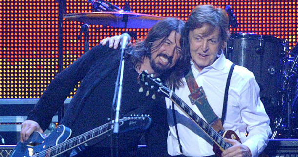 7 increíbles colaboraciones de Paul McCartney