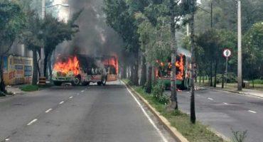 Pese a narcobloqueos en Tláhuac, Mancera insiste: no hay cárteles en CDMX