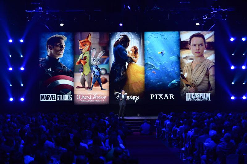 Nuevas Películas Disney