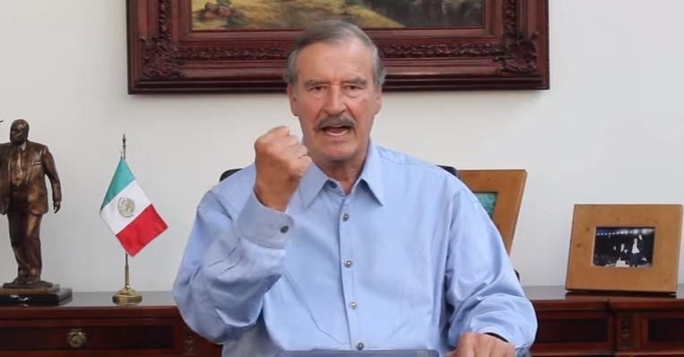 El expresidente de México, Vicente Fox