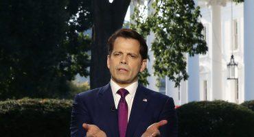 Después de 10 días en el puesto, Scaramucci sale de la Casa Blanca