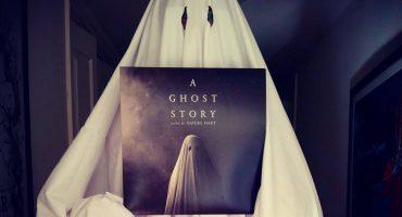 Portada del soundtrack de Ghost Story con Dark Rooms y I Get Overwhelmed