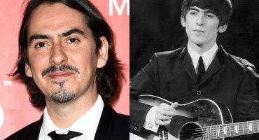 El hijo de George Harrison anuncia su primer disco solista