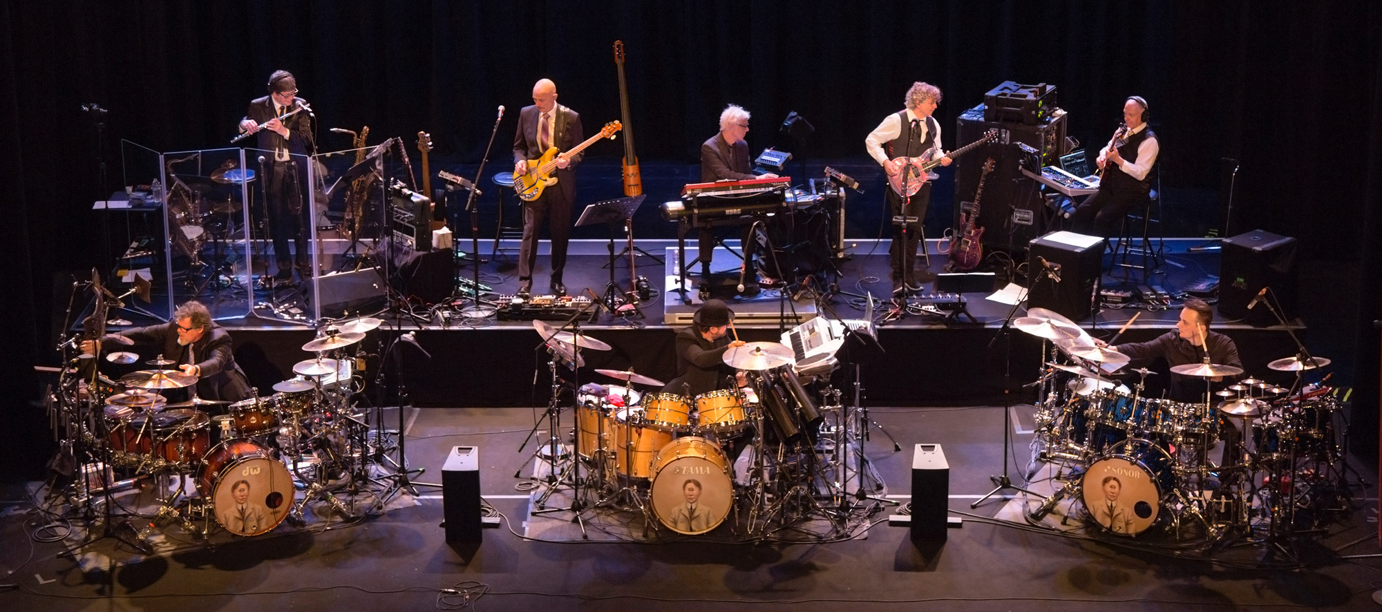 King Crimson, Teatro Metropólitan