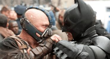 ¿Por qué Christopher Nolan le pone máscaras a Tom Hardy?