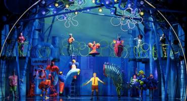 Bob Esponja tendrá su propio musical en Broadway