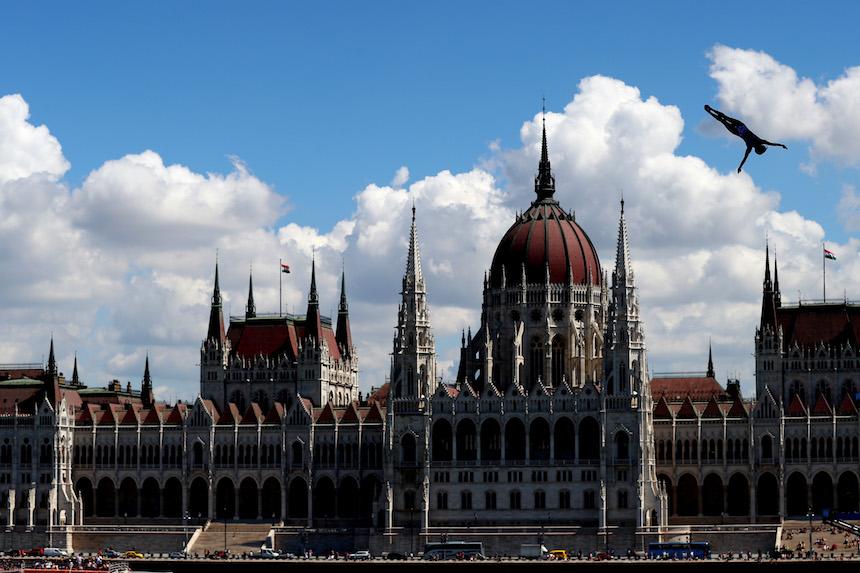 Budapest 2017 FINA World Championships - Day 15