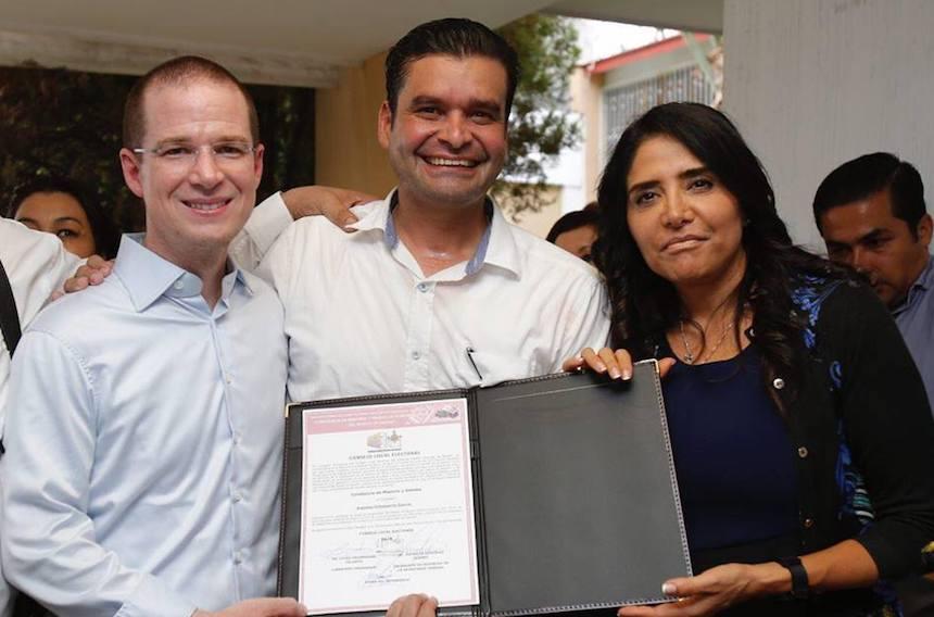 Alejandra Barrales y Ricardo Anaya: piedras angulares del Frente Amplio