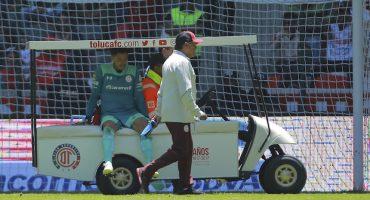 Nooooooo: Alfredo Talavera se perderá todo el torneo por lesión