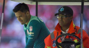 Se encienden las alarmas: Alfredo Talavera se lesiona aparatosamente