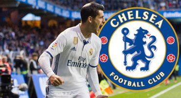 ¡Fichaje bomba! Álvaro Morata es el nuevo delantero del Chelsea