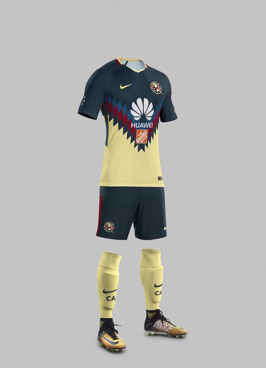america uniforme 2017-18