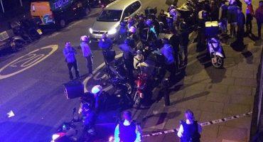 Detienen a dos adolescentes por perpetrar ataques con ácido en Londres