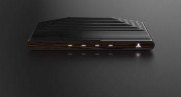 ¡Que viva la nostalgia!: Atari presenta su nueva consola
