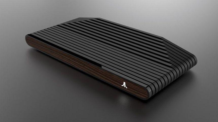 Image result for Con toda la nostalgia Atari presenta su nueva consola