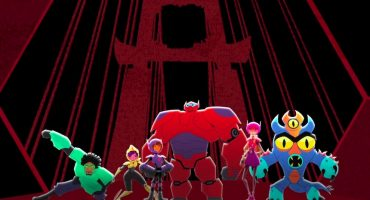 Baymax regresa en el intro de la serie de Big Hero 6